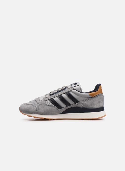 Sneaker adidas originals Zx 500 M grau ansicht von vorne