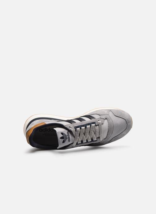 Sneaker adidas originals Zx 500 M grau ansicht von links