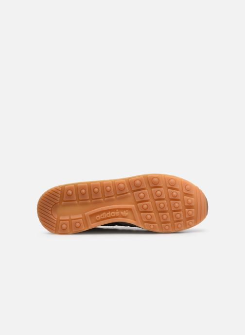 Sneaker adidas originals Zx 500 M grau ansicht von oben
