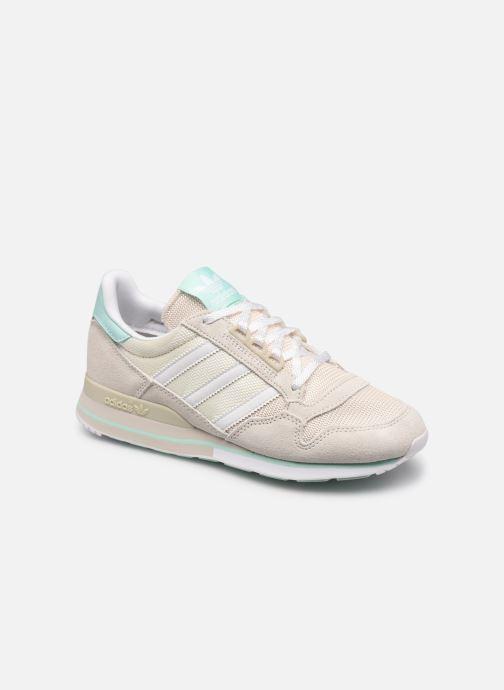 Sneaker adidas originals Zx 500 W beige detaillierte ansicht/modell
