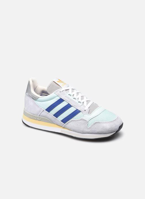 Sneakers adidas originals Zx 500 W Blauw detail