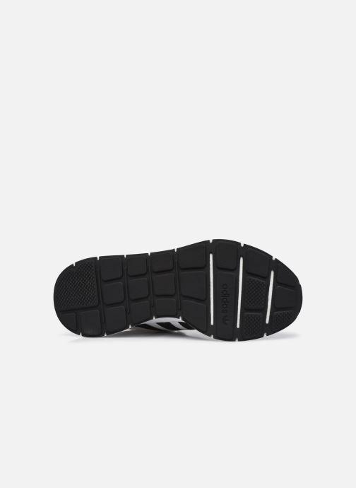 Sportschuhe adidas originals Swift Run X M weiß ansicht von oben