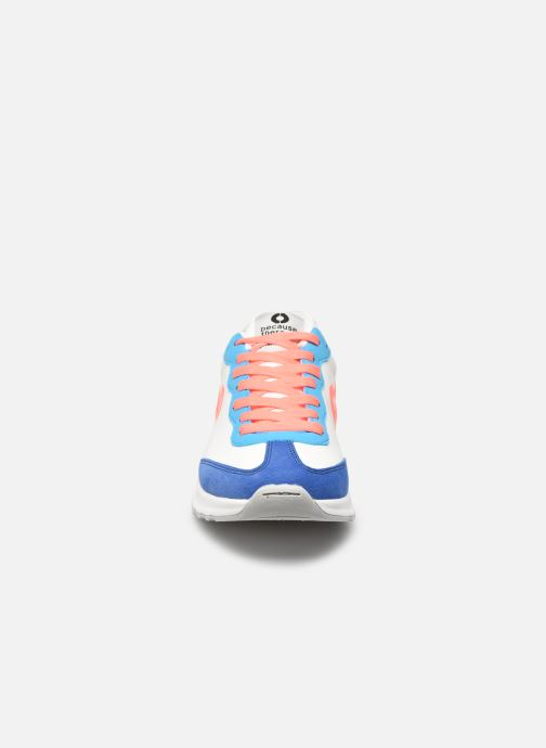 Sneakers Ecoalf Prince Sneakers Woman Bianco modello indossato