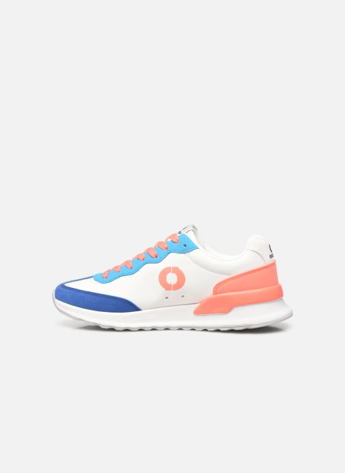 Sneakers Ecoalf Prince Sneakers Woman Bianco immagine frontale