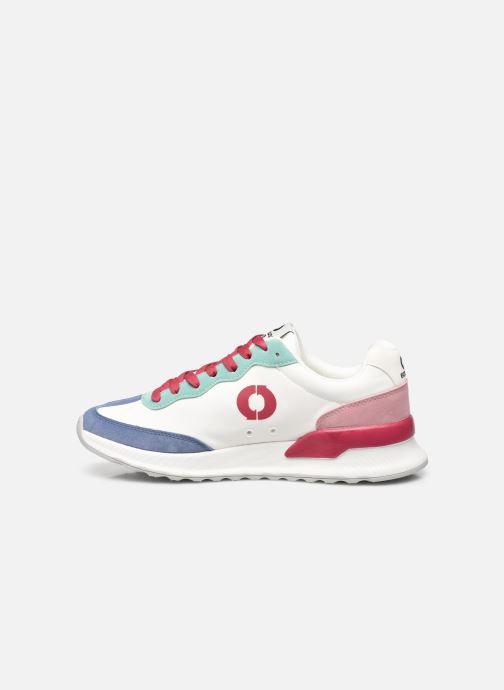 Sneakers Ecoalf Prince Sneakers Woman Bianco immagine frontale