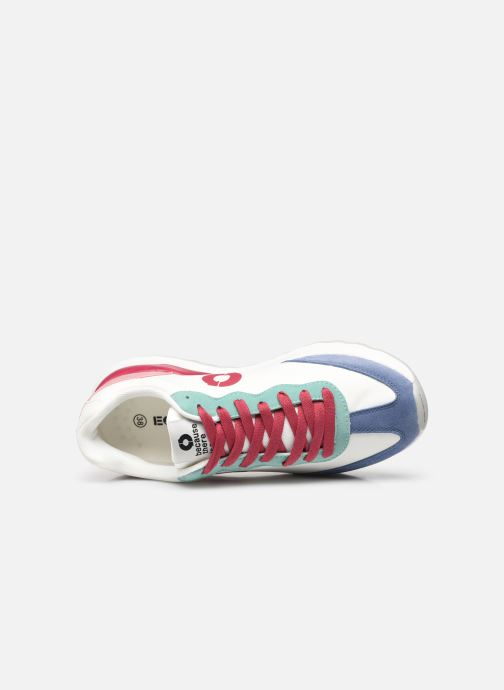 Sneakers Ecoalf Prince Sneakers Woman Bianco immagine sinistra