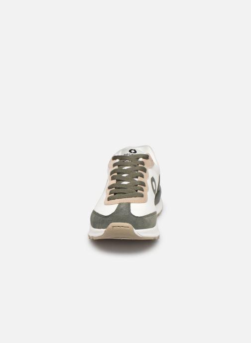 Baskets Ecoalf Prince Sneakers Woman Blanc vue portées chaussures