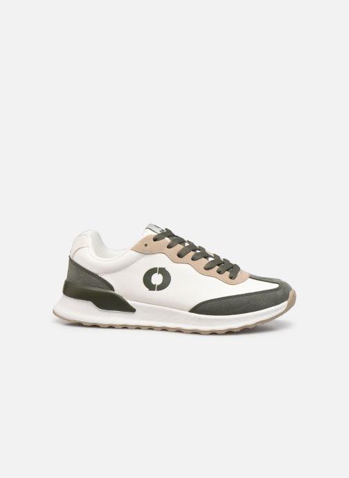 Baskets Ecoalf Prince Sneakers Woman Blanc vue derrière