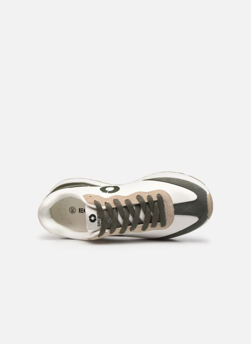 Baskets Ecoalf Prince Sneakers Woman Blanc vue gauche