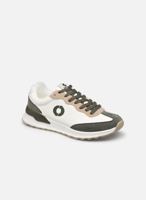 Baskets Ecoalf Prince Sneakers Woman Blanc vue détail/paire