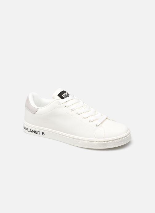 Sneakers Ecoalf Sandford Sneakers Woman Bianco vedi dettaglio/paio