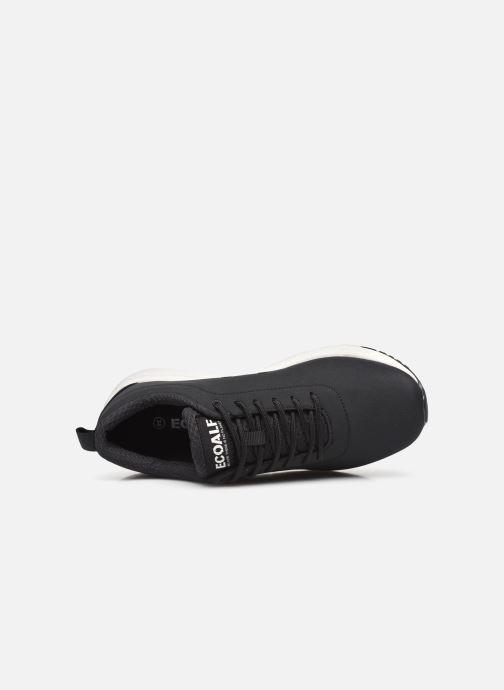 Sneaker Ecoalf Oregon Sneakers Woman schwarz ansicht von links