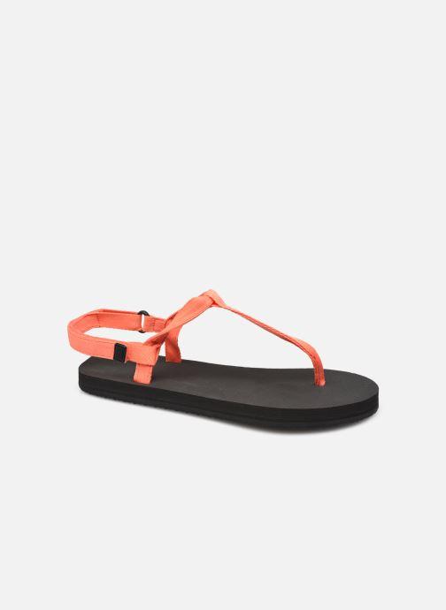 Sandalen Ecoalf Malta Sandals Woman orange detaillierte ansicht/modell