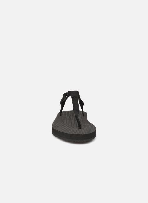 Sandalen Ecoalf Malta Sandals Woman schwarz schuhe getragen