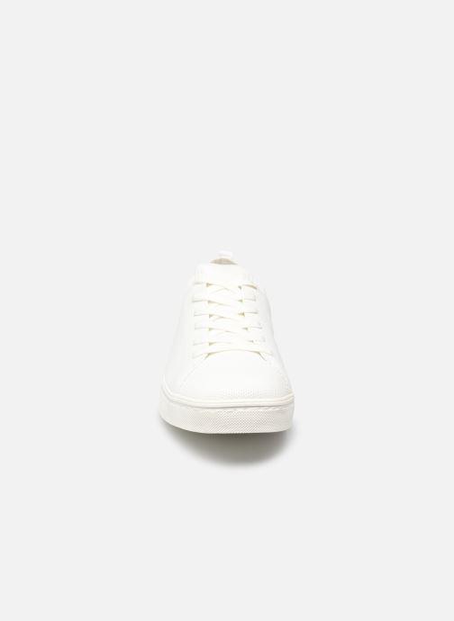 Sneaker Ecoalf Sandford Knit Sneakers Man weiß schuhe getragen