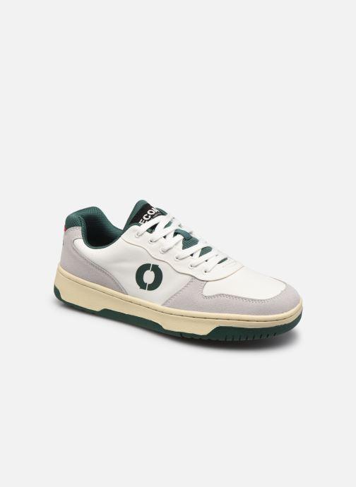 Sneaker Ecoalf Tenis Sneakers Man weiß detaillierte ansicht/modell
