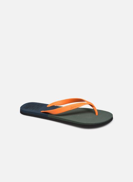 Bicolor Flip Flop Man