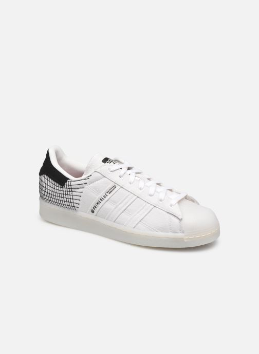 Sneaker adidas originals Superstar Primeblue M weiß detaillierte ansicht/modell