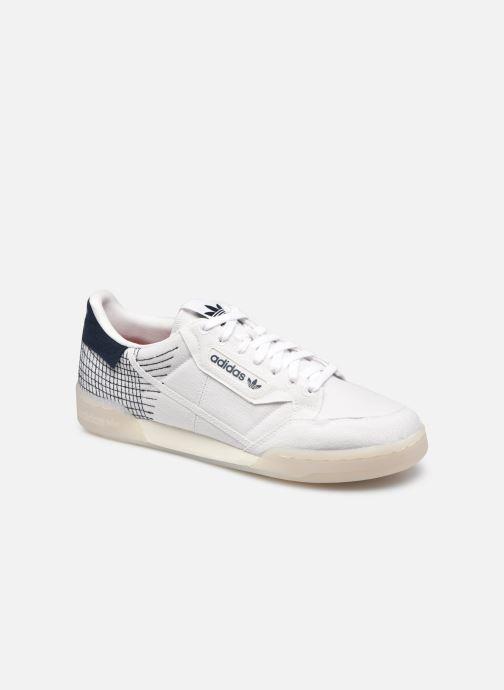 Sneaker adidas originals Continental 80 Prim M weiß detaillierte ansicht/modell