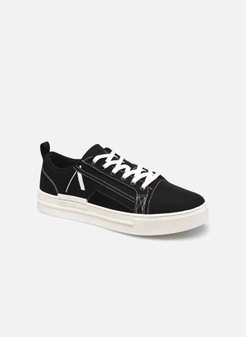 Sneaker Arkk Copenhagen Sommr Canvas M schwarz detaillierte ansicht/modell