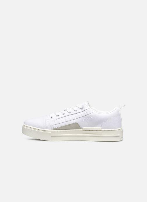 Sneakers Arkk Copenhagen Sommr Canvas M Wit voorkant