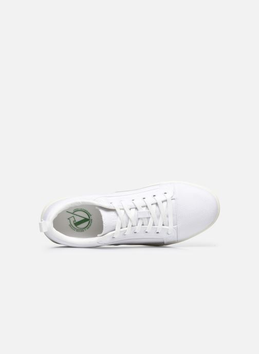 Sneakers Arkk Copenhagen Sommr Canvas M Wit links
