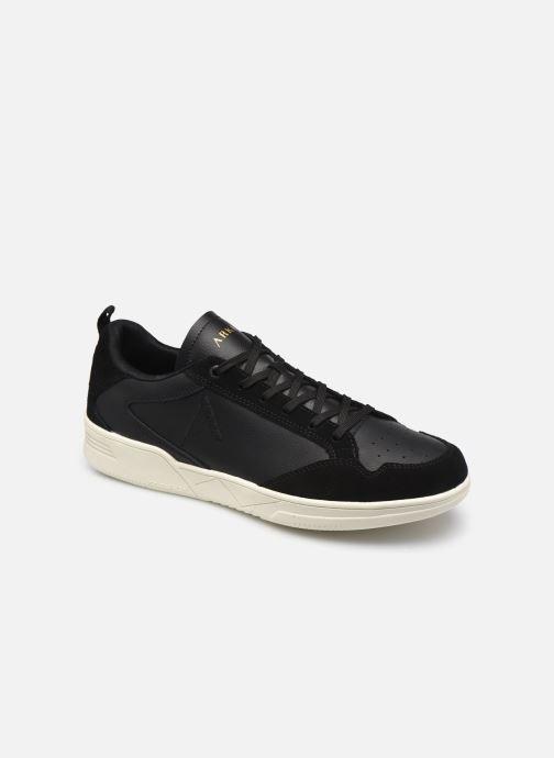 Sneakers Arkk Copenhagen Visuklass Leather Suede M Zwart detail