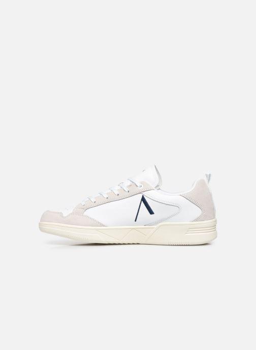 Sneakers Arkk Copenhagen Visuklass Leather Suede M Wit voorkant