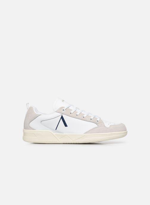 Sneakers Arkk Copenhagen Visuklass Leather Suede M Wit achterkant