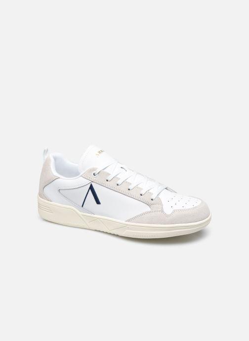 Sneakers Arkk Copenhagen Visuklass Leather Suede M Wit detail