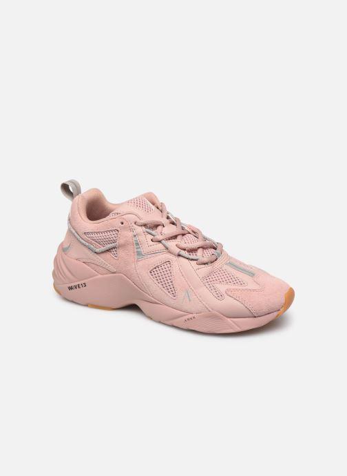 Sneakers Arkk Copenhagen Tuzon Suede W Roze detail
