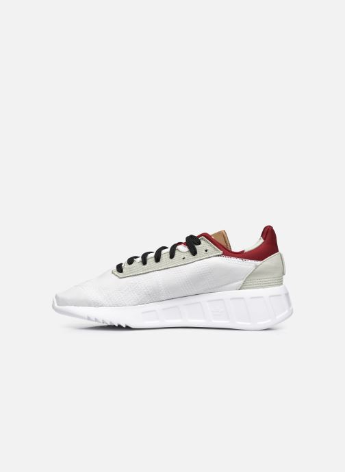 Sneakers adidas originals Geodiver Primeblue M Bianco immagine frontale