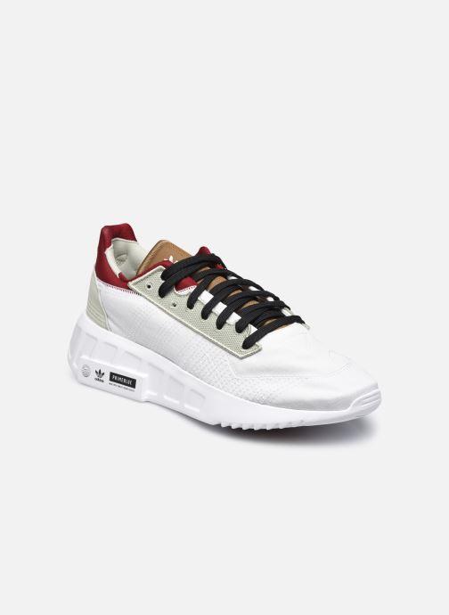 Sneakers adidas originals Geodiver Primeblue M Bianco vedi dettaglio/paio