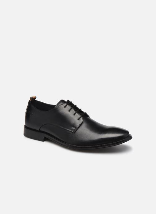 Zapatos con cordones Base London MARLEY Negro vista de detalle / par