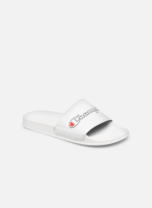 Sandalen Champion Slide M-Evo Script M weiß detaillierte ansicht/modell
