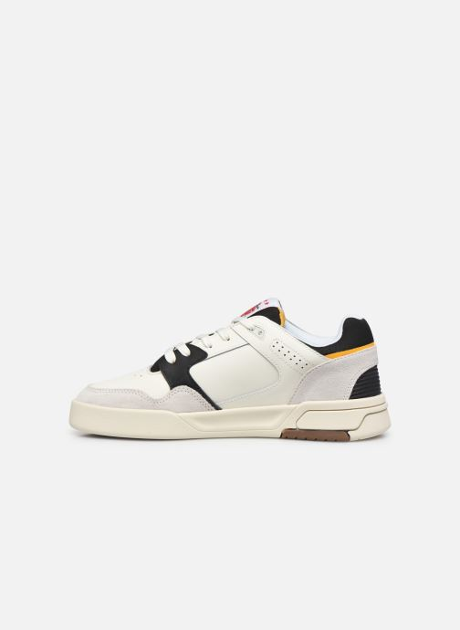 Sneakers Champion Low Cut Shoe Classic Z80 Low M Bianco immagine frontale