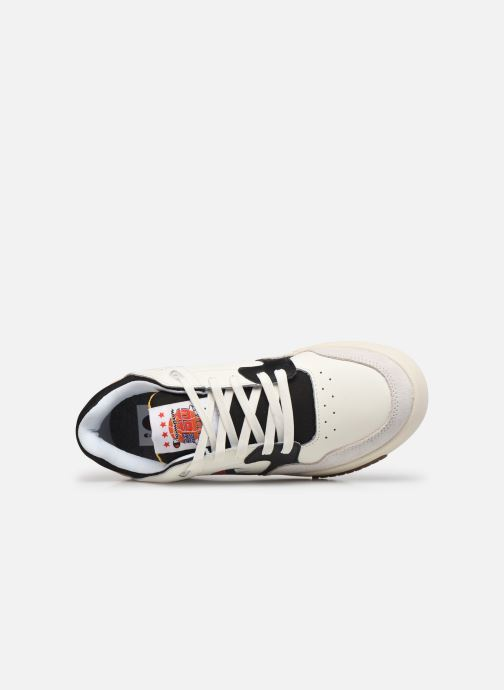 Sneakers Champion Low Cut Shoe Classic Z80 Low M Bianco immagine sinistra
