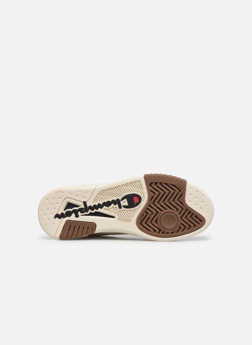 Sneakers Champion Low Cut Shoe Classic Z80 Low M Bianco immagine dall'alto