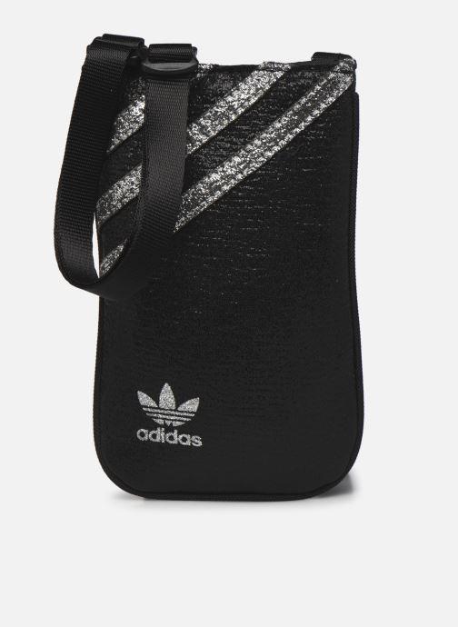 Handtaschen adidas originals Pouch schwarz detaillierte ansicht/modell