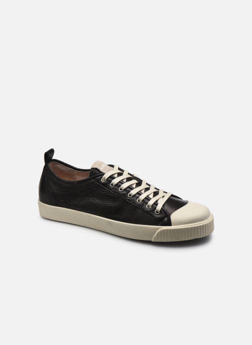 Sneaker Blackstone VG27 schwarz detaillierte ansicht/modell
