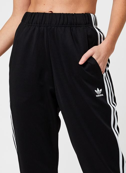 Vêtements adidas originals Bf Pants Pb Noir vue face