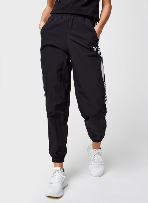 Vêtements adidas originals Fsh Trackpants Noir vue détail/paire