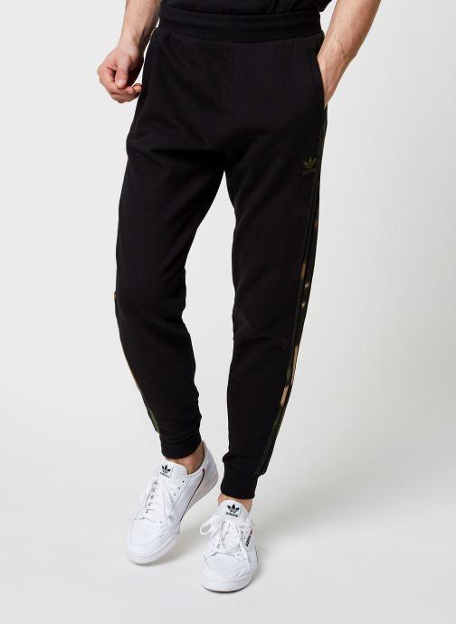 Kleding adidas originals Camo Sweat Pant Zwart detail