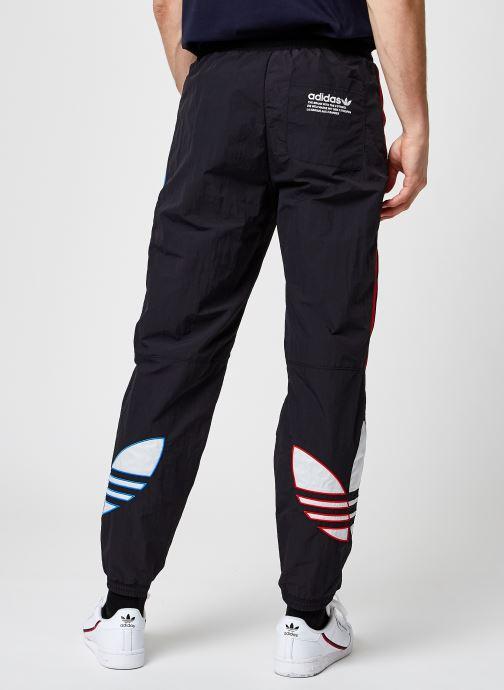 Vêtements adidas originals Tricol Tp Noir vue portées chaussures