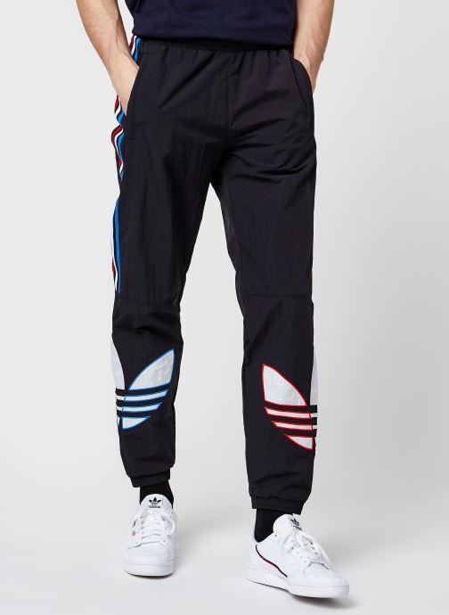 Vêtements adidas originals Tricol Tp Noir vue détail/paire