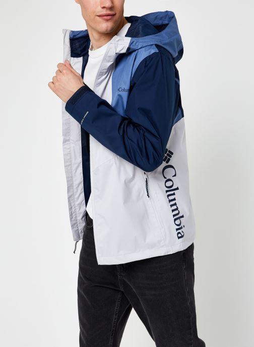 Vêtements Columbia Inner Limits II Jacket M Gris vue détail/paire