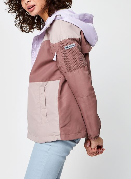 Ropa Columbia Wallowa Park Lined Jacket W Beige vista de detalle / par