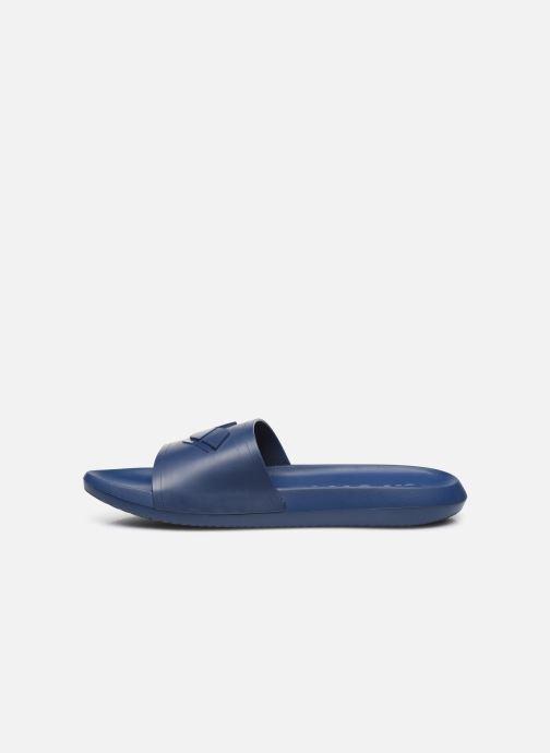 Sandales et nu-pieds Arena Mario Bleu vue face