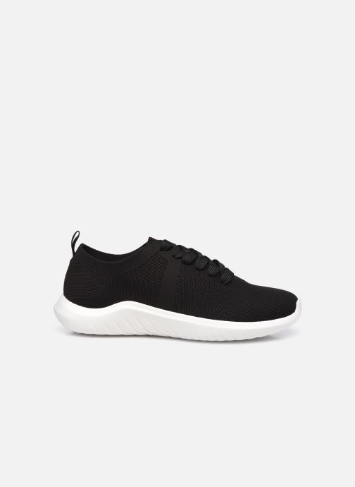 Sneakers Cloudsteppers by Clarks Nova Glint Nero immagine posteriore