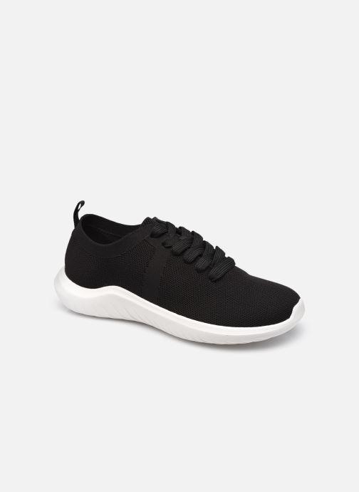 Sneakers Cloudsteppers by Clarks Nova Glint Nero vedi dettaglio/paio